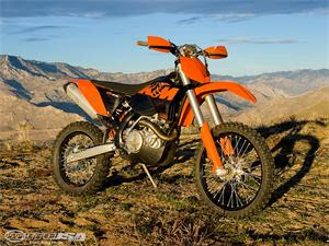 KTM 450 XC-W 2009 2010 : Reviews and Specs