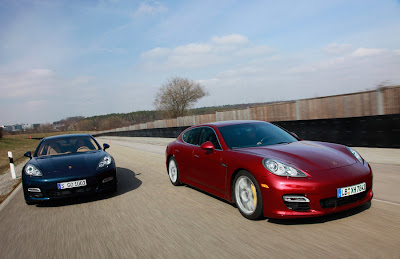 New Porsche Panamera 2009 2010 : Reviews and Specification