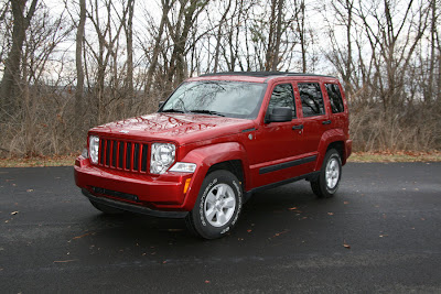 New Jeep Liberty  2009 2010 : Reviews and Specification