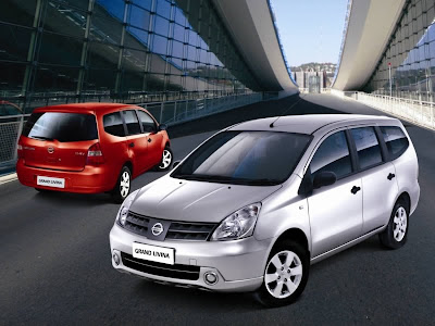 New Grand Livina 2009 2010 : Photo and Wallpaper