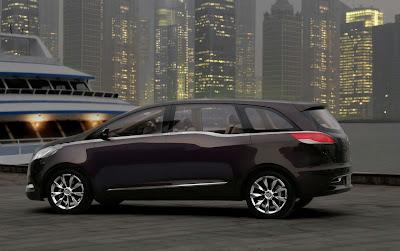 Buick Business 2010 MPV Concept