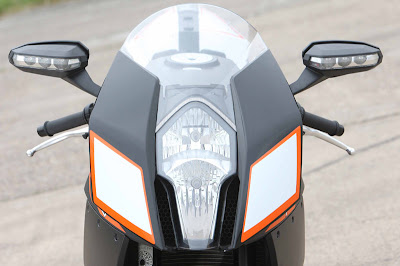 New KTM RC8R 2009 2010 Reviews and Specification