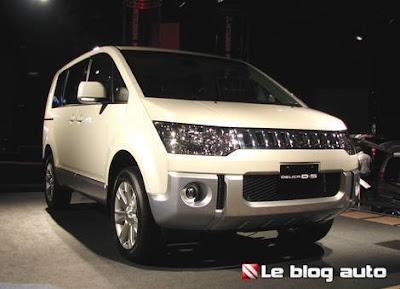 New Mitsubishi Delica D5 Photo