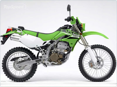 2009 Kawasaki KLX250SF Review
