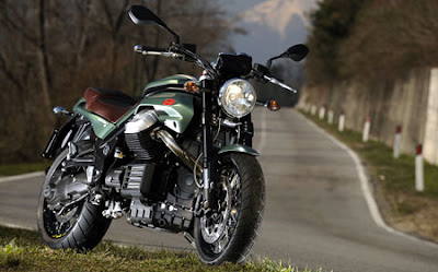 New Moto Guzzi Griso 8V SE 2009 Reviews