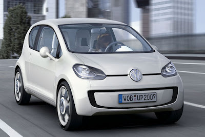 New VW Up 2009 2010 Photo released