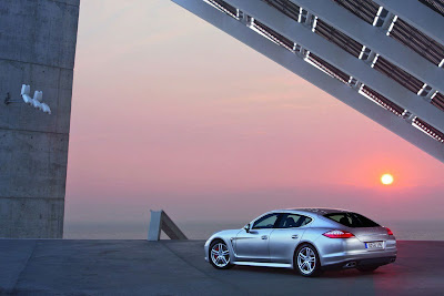 Porsche to Launch High Performance Panamera GTS 2010 2011