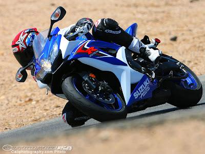 Suzuki GSX-R750 2009 Project Bike
