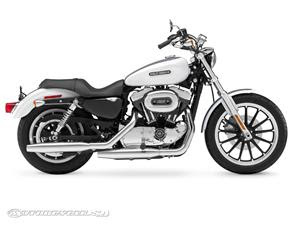 2009 Harley-Davidson Sportster 1200 Low - XL1200L