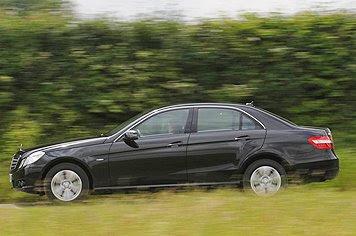 Mercedes-Benz E-Class E250 CDI Automatic