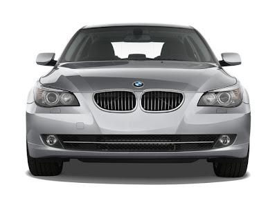 The New BMW  5 Series 535xi Sedan 2010 Reviews