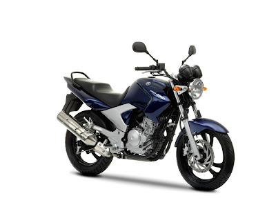 2009 Yamaha YBR 250 Picture