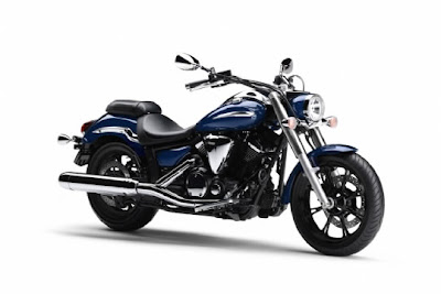 New Yamaha XVS950A Midnight Star 2010 Review
