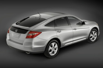 Honda announces Accord Crosstour 2010 market launch this fall