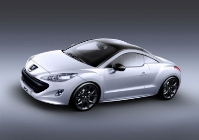Euro Peugeot RCZ Limited Edition 2010 : Review and Specification