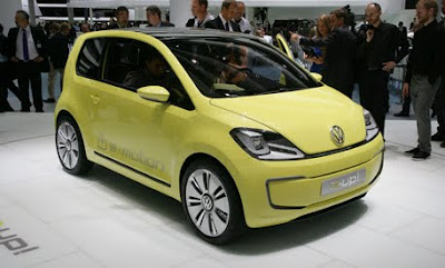 Volkswagen E-Up! 2010 Reviews