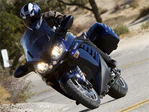 2010 Kawasaki Concours 14 First Ride