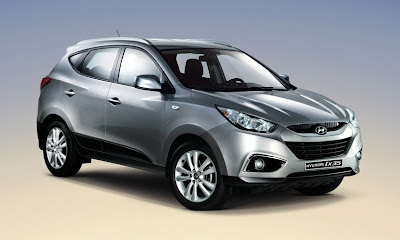 The 2010 Tucson  Reviews and Specifications