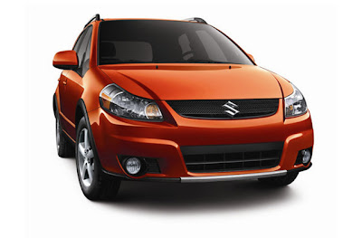 The 2010 SX4 Crossover : Reviews and Specification