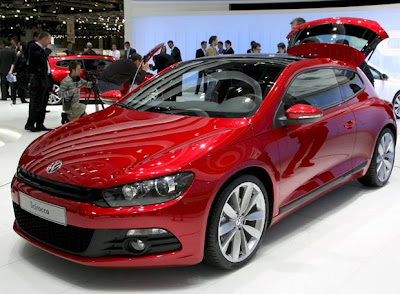 2010 Scirocco R and the Golf R models : Reviews and Specification