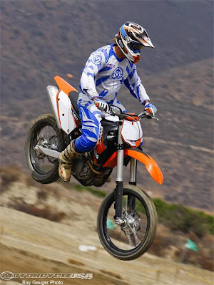 2010 KTM 340 SX-F Technical Specs