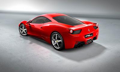 2010 Ferrari 458 Italy: Ferrari more 'fast as ever