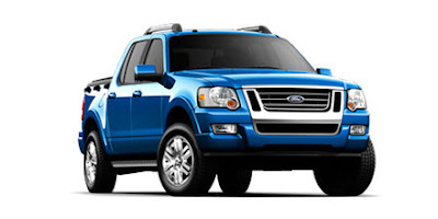 2010 Ford Explorer Sport Trac Reviews and Specification