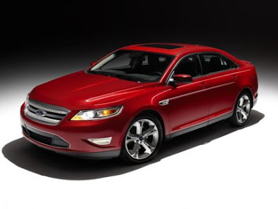 2010 Ford Taurus Overview, reviews and Specification