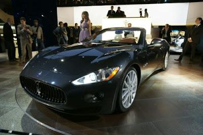 Maserati GranCabrio UK 2010 : Reviews and Specification