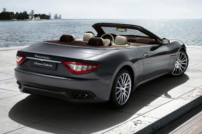 Maserati GranCabrio UK 2010 : Reviews and Specification