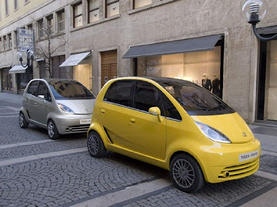 2010 Tata Nano Europa : Reviews and Specification