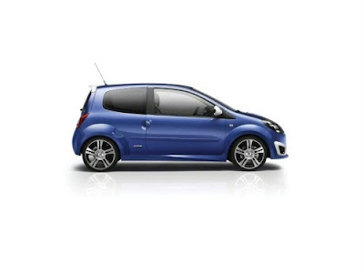 2010 Renault Twingo Gordini Renaultsport : Reviews and Specification