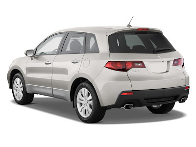 2010 Acura RDX User Reviews