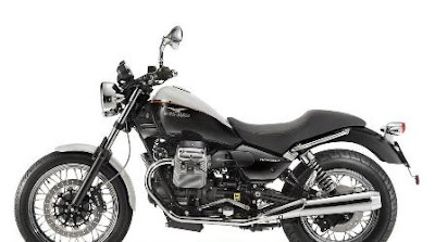 New 2010 2011 Moto Guzzi Nevada Custom Anniversary Sporty