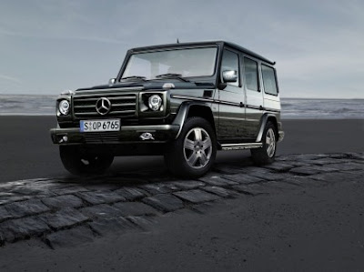 Mercedes G-Class: new update in 2011?