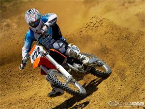 2010 2011 KTM 350 SX-F First Ride, Review and Specification