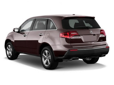 New 2011 Acura MDX 6-Spd AT : Reviews, Price and Specs