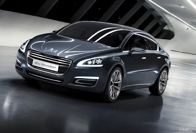New 2010 2011 Peugeot 508 SW : Photo Spy, Images , Reviews and Specification.
