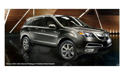 Acura   on Acura Mdx Advance Package Review