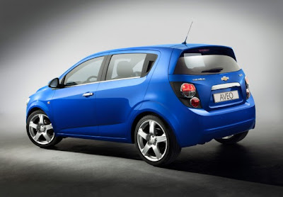 New 2010 2011 Chevrolet Aveo: Price Reviews and Specification