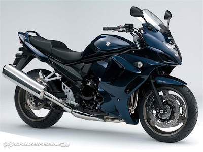 New 2011 GSX 1250 FA : Review,Price,Specs and First Look