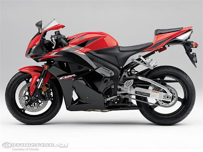 The New  2011 Honda  CBR600RR Price and Specification