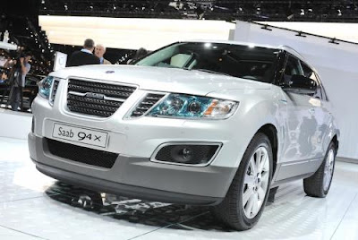 New 2011 Saab 9-4X unlikely to offer a diesel