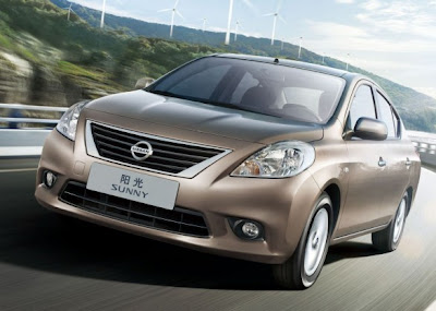 2011 New Nissan Sunny : Reviews and Specs
