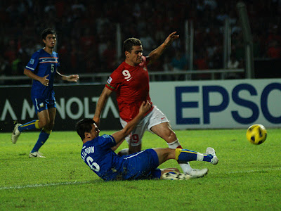 2010 Suzuki AFF Cup : Cristian Gonzales Photo, Wallpaper, Video and Reviews
