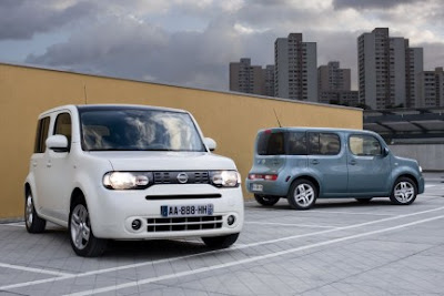 2011 The Nissan Cube left the European market,Reviews and Specification