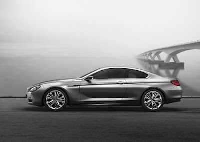 2012 BMW Concept 6 Series Coupe : Photo