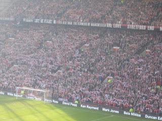 Flowers of the Stretford End