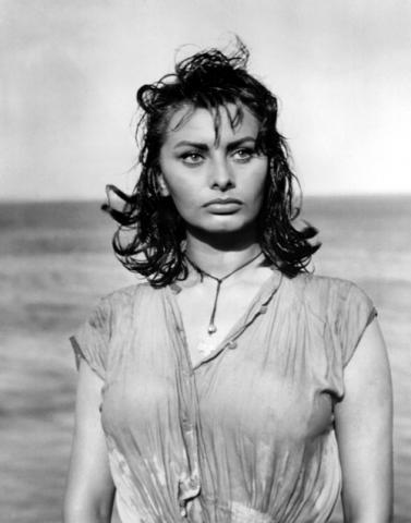 Flashback - Vintage Sophia Loren