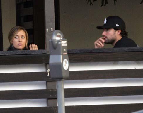 Lauren Conrad & Brody Jenner